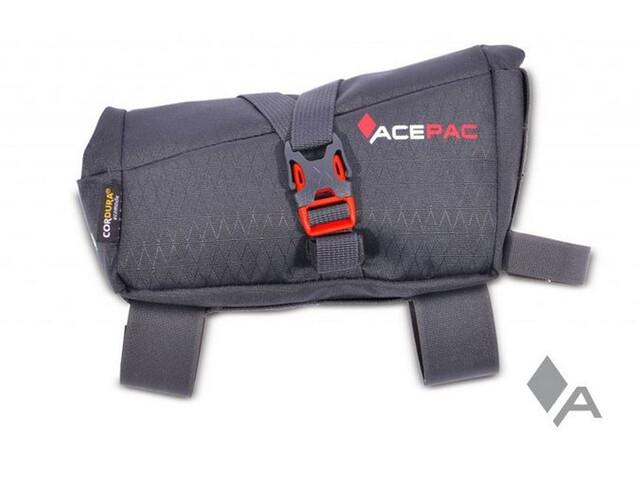 Acepac Roll Fuel Frame Bag grey